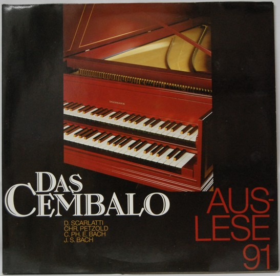 AUSLESE 91 - DAS CEMBALO