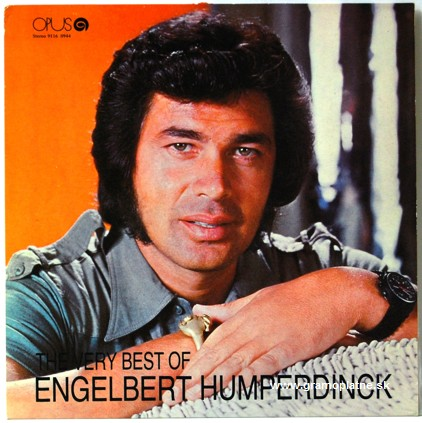 The very best of Engelbert Humperdinck