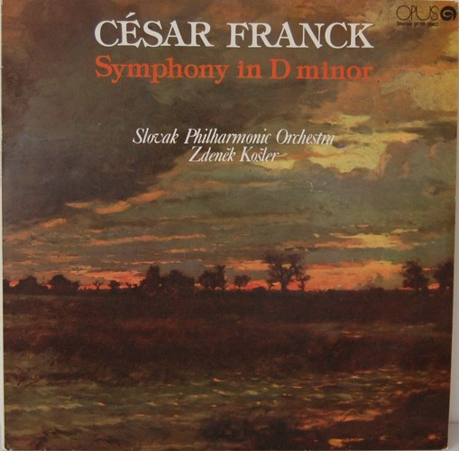 César Franck - Symphony in D minor