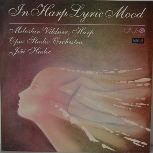 Various - In Harp Lyric Mood